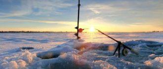 Лунка для рыбалки